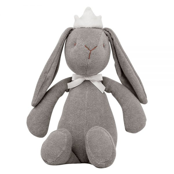 Bitbit the Rabbit medium in grey