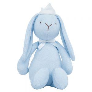 Bitbit the rabbit medium in light blue