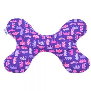 Butterfly Pillow in Princess Life