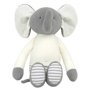 Ellie the Elephant in Ivory
