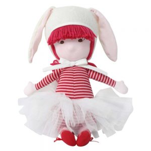 Mimi Doll in Ivory Bunny Costume