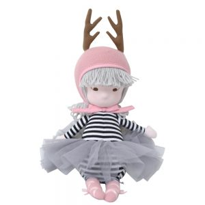 Mimi Doll in Pink Deer Costume