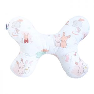 Butterfly Pillow in Furry Tales