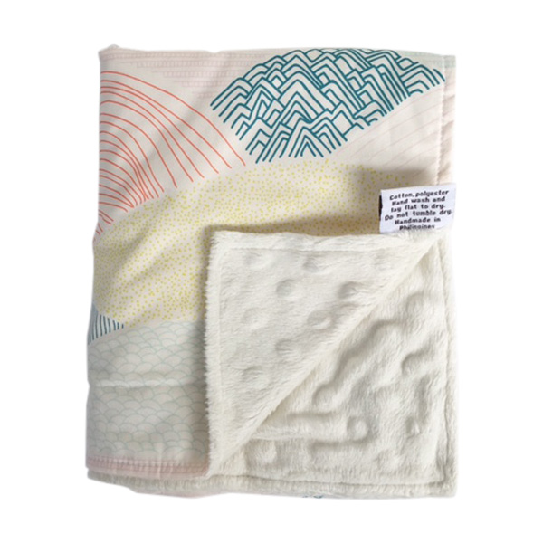 Baby Blankie in SUMMIT DAWN