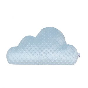 Cloud pillow baby blue