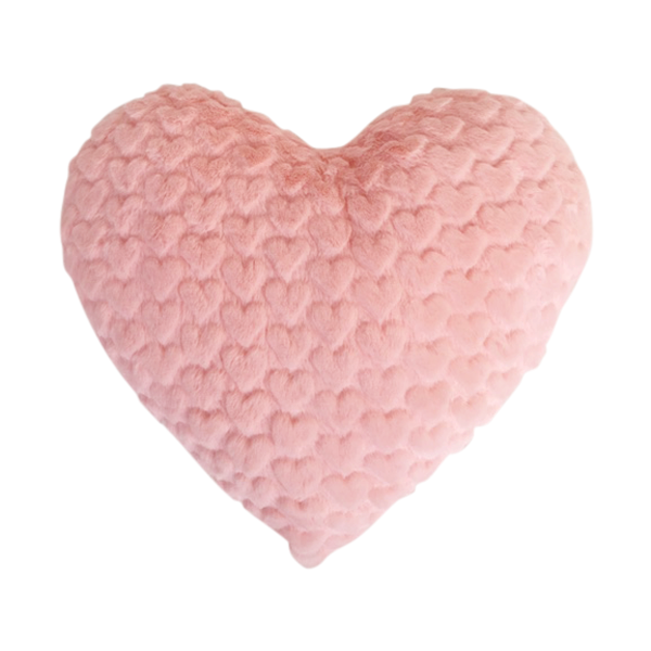 Sweetheart Pillow Blush
