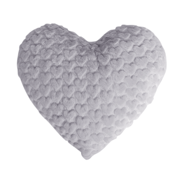 Sweetheart Pillow Grey