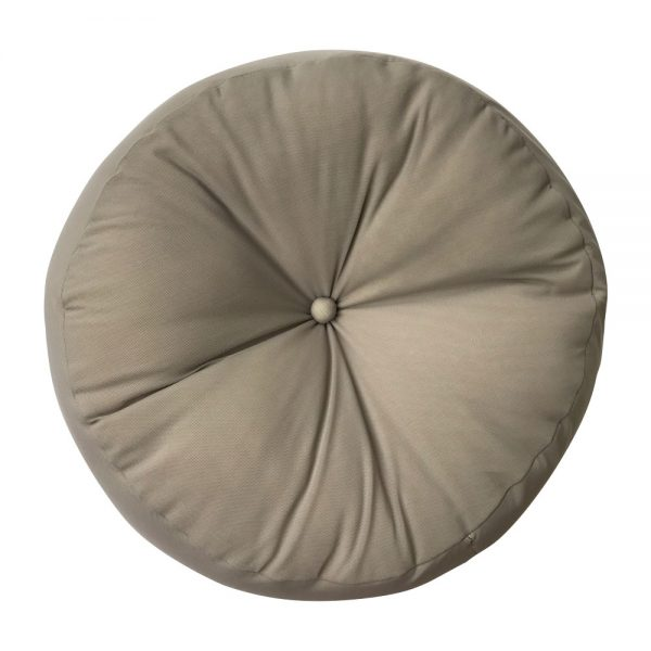 Mochi Pillow in Black Seasame