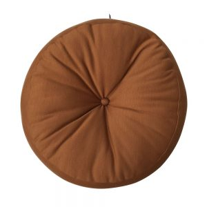Mochi Pillow in Hazel Nut