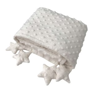 Counting Stars Blankie in IVORY