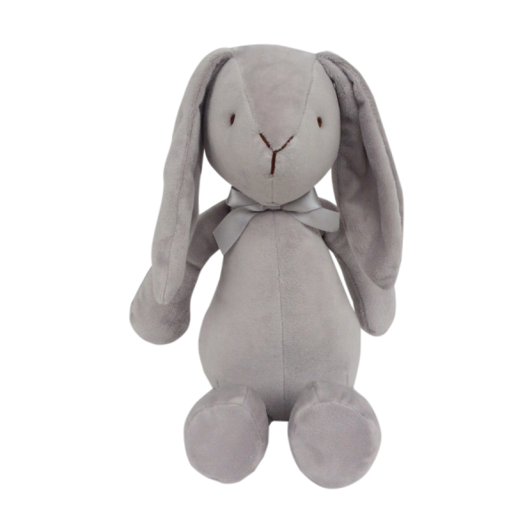 Bitbit the Rabbit Medium in LIGHT GREY CRYSTAL